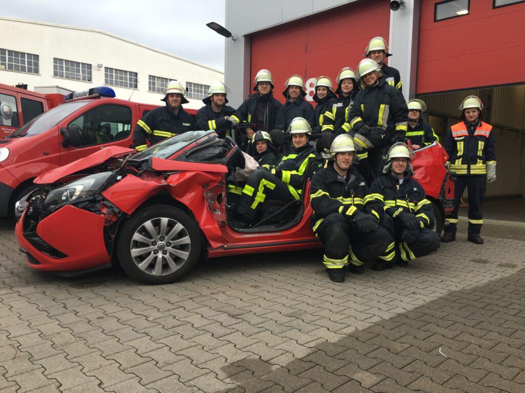 Seminar THVU bei Opel